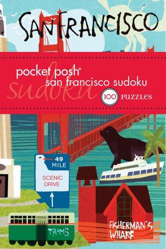 9781449435622: Pocket Posh San Francisco Sudoku: 100 Puzzles