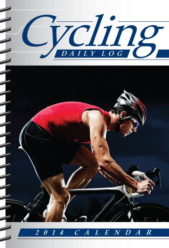 9781449436230: Cycling Log 2014 Calendar