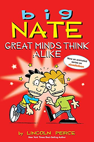 9781449436353: Big Nate: Great Minds Think Alike