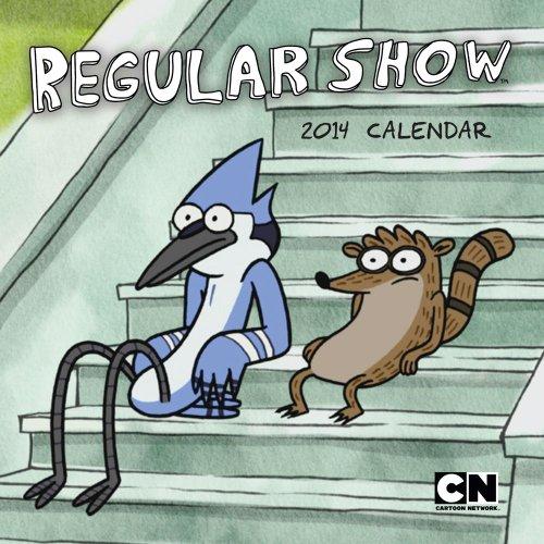 9781449436407: Regular Show Calendar