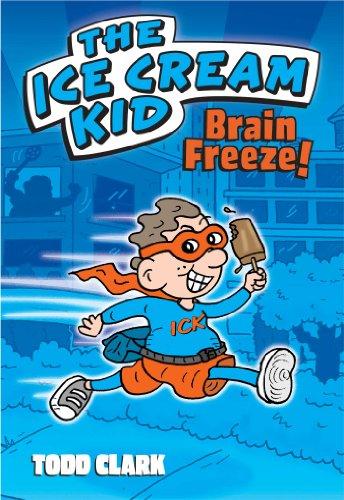 9781449444242: The Ice Cream Kid: Brain Freeze!