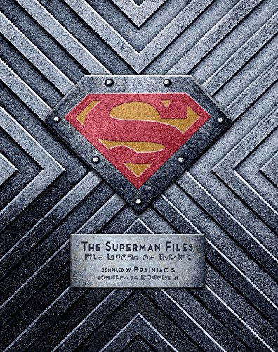 9781449447151: The Superman Files
