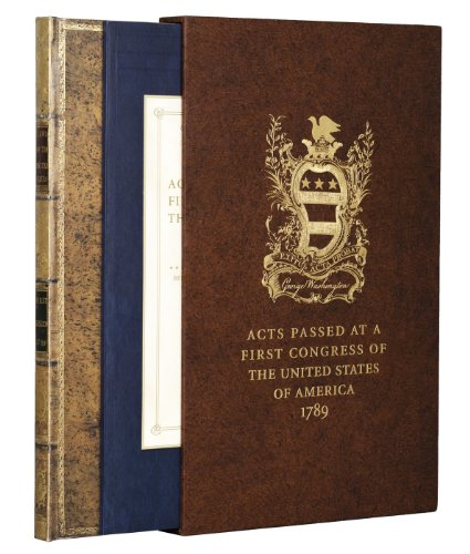 9781449448387: Acts of Congress 1789: Includes the Constitution and the Bill of Rights