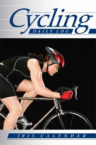 Cycling Daily Log 2015 Calendar: Andrews McMeel Publishing
