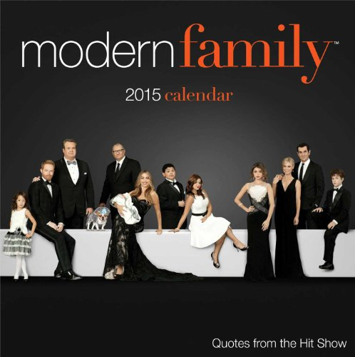 Modern Family 2015 Day-to-Day Calendar: Fox, Twentieth Century