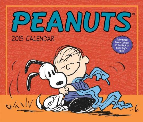 9781449452513: Peanuts 2015 Calendar