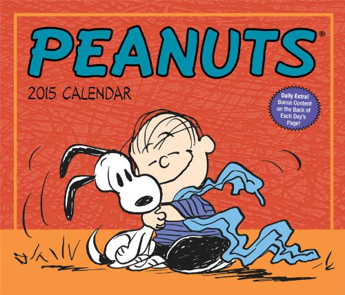 9781449452513: Peanuts 2015 Day-to-Day Box Calendar
