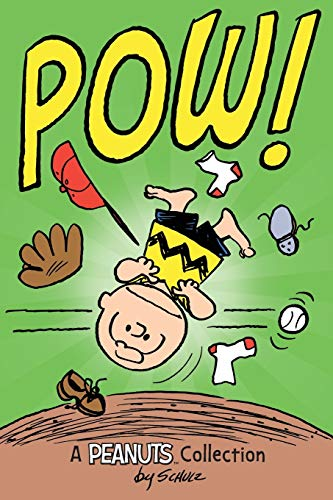 9781449458263: Charlie Brown: POW! (PEANUTS AMP! Series Book 3): A Peanuts Collection (Peanuts Kids)