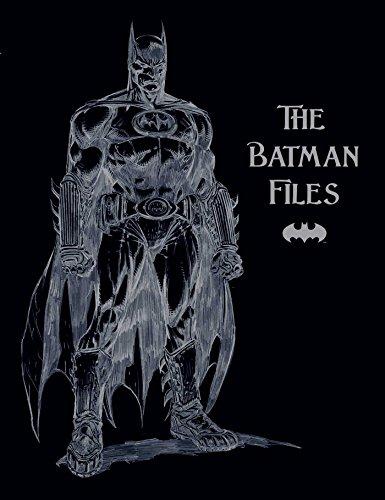 Batman Files (Paperback): Matthew K. Manning