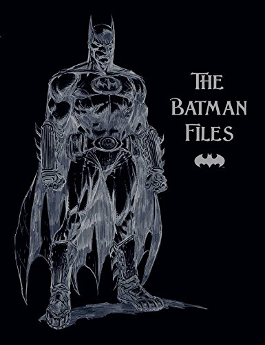 9781449462147: The Batman Files