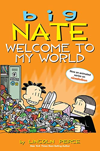 9781449462260: Big Nate: Welcome to My World