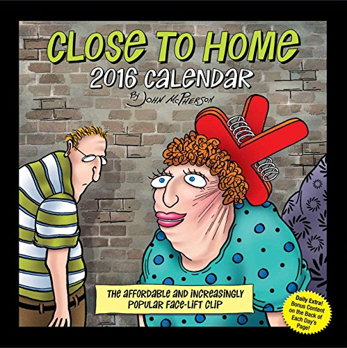 9781449465070: Close to Home 2016 Day-to-Day Calendar