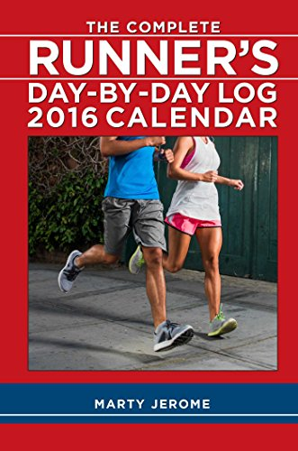 9781449465087: Complete Runner's Day-by-Day Log 2016 Desk Diary