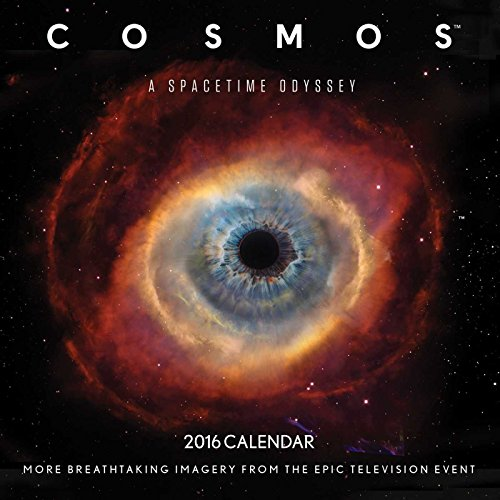 9781449465094: Cosmos 2016 Mini Wall Calendar (A Spacetime Odyssey)