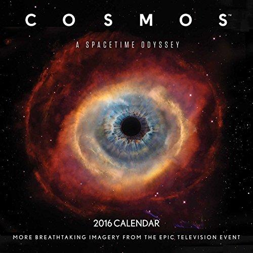 9781449465100: Cosmos 2016 Wall Calendar