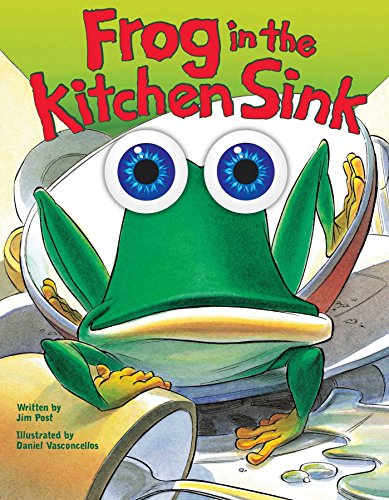 9781449467098: Frog in the Kitchen Sink