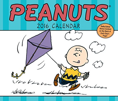 9781449468538: Peanuts 2016 Day-to-Day Calendar