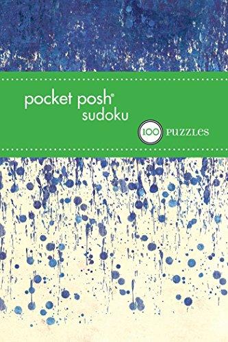 9781449468798: Pocket Posh Sudoku 29: 100 Puzzles