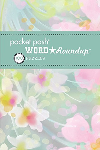 Pocket Posh Word Roundup 9: 100 Puzzles: The Puzzle Society
