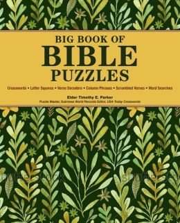 9781449468941: The Big Book of Bible Puzzles