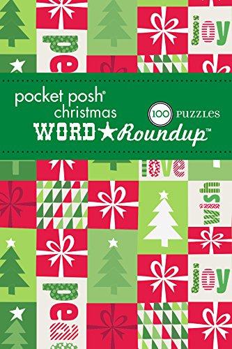9781449469351: Pocket Posh Christmas Word Roundup 5