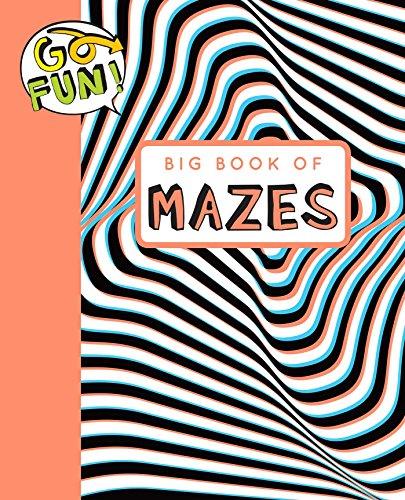 Go Fun! Big Book of Mazes 2: Andrews McMeel Publishing LLC
