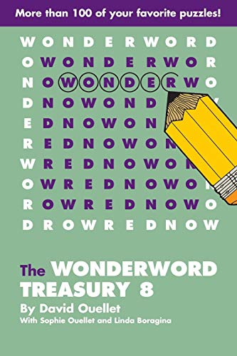9781449472788: The WonderWord Treasury 8
