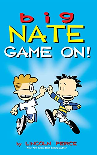 9781449473976: Big Nate: Game On!