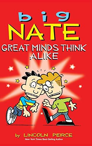9781449473990: Big Nate: Great Minds Think Alike
