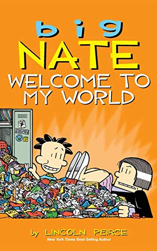 9781449474034: Big Nate: Welcome to My World