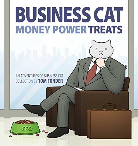 9781449474140: Business Cat: Money, Power, Treats