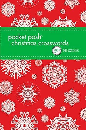 9781449476434: Pocket Posh Christmas Crosswords 8: 50+ Puzzles