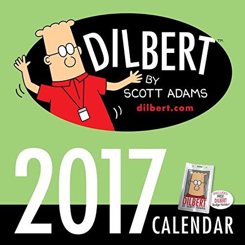 9781449476663: Dilbert 2017 Wall Calendar