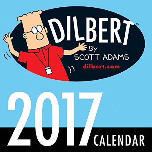 9781449476670: Dilbert 2017 Mini Wall Calendar