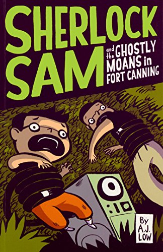 9781449477882: Sherlock Sam and the Ghostly Moans in Fort Canning: book two