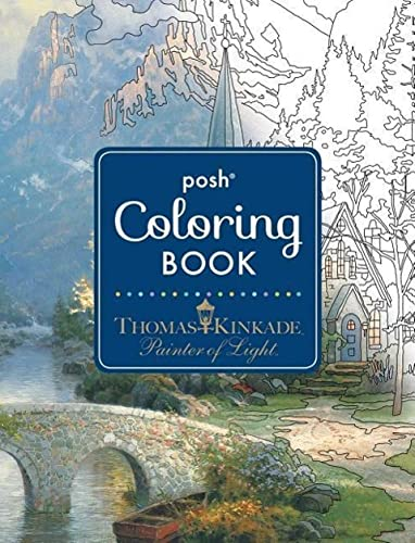 9781449478872: Thomas Kinkade Designs for Inspiration and Relaxation