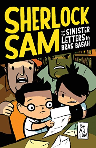 9781449479756: Sherlock Sam and the Sinister Letters in Bras Basah