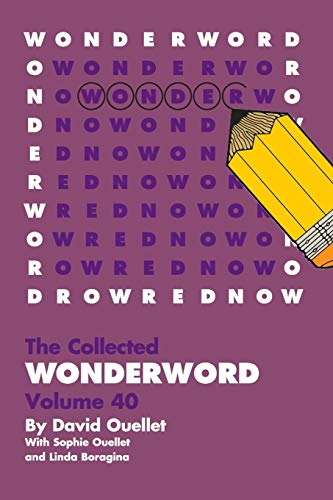9781449481582: Wonderword Volume 40