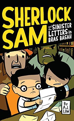 9781449486143: Sherlock Sam and the Sinister Letters in Bras Basah