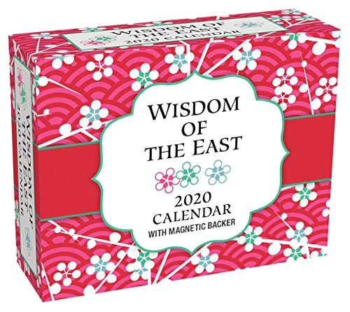 9781449498900: Wisdom of the East 2020 Mini Day-to-Day Calendar