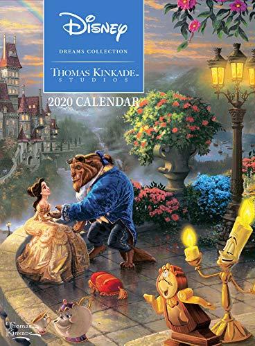9781449499327: Kinkade, T: Thomas Kinkade: The Disney Dream Collection 2020