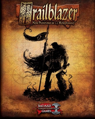 9781449503604: Trailblazer: New Horizons in 3.5 Roleplaying