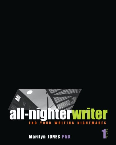 9781449506636: All-Nighter Writer