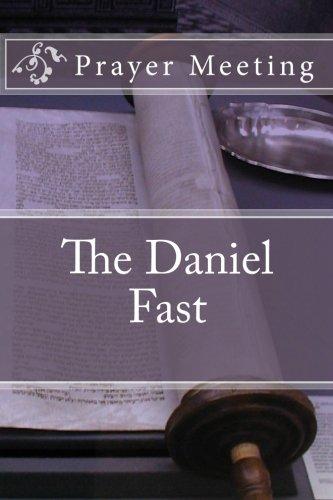 9781449508302: The Daniel Fast