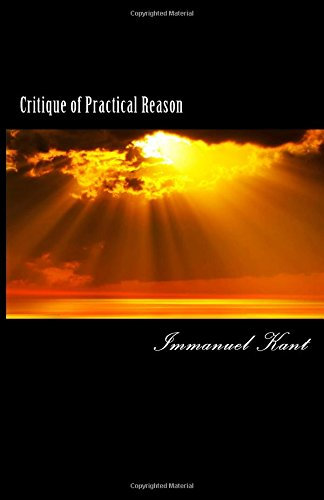 9781449508852: Critique of Practical Reason