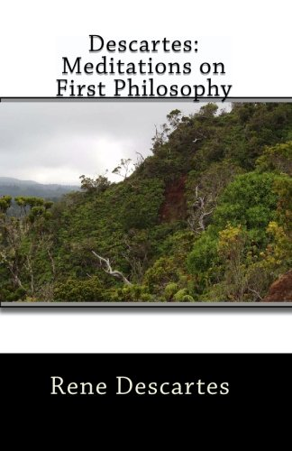 9781449512156: Descartes: Meditations on First Philosophy