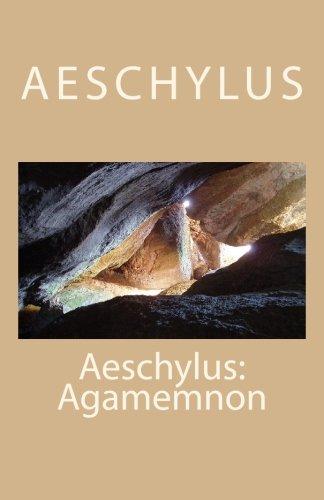9781449520038: Aeschylus: Agamemnon