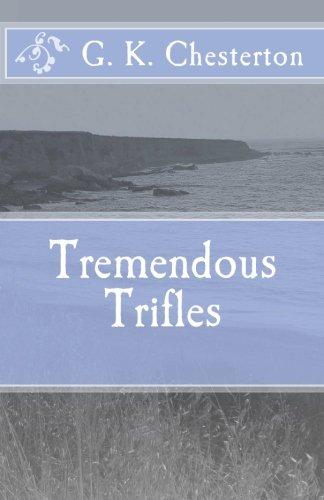 9781449529260: Tremendous Trifles