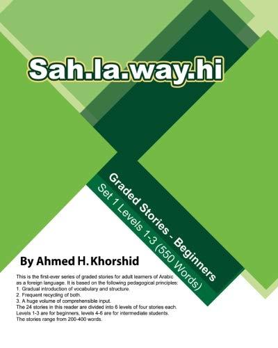 9781449539740: Sahlawayhi Set 1: Graded Stories for Beginners