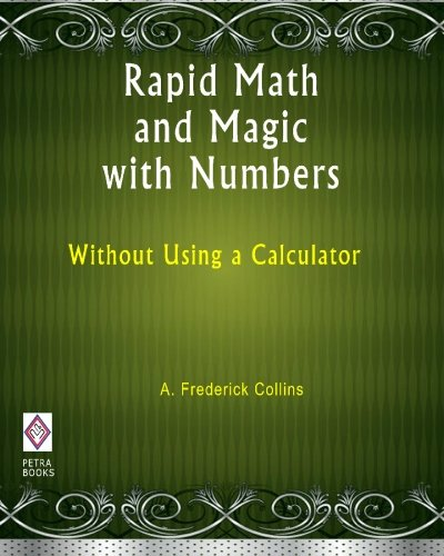 9781449540661: Rapid Math and Magic with Numbers: Without Using a Calculator